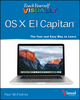 Teach Yourself VISUALLY OS X El Capitan (1119173876) cover image
