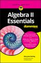 Algebra II Essentials For Dummies (1119590876) cover image