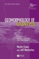 Geomorphology of Upland Peat: Erosion, Form and Landscape Change (1405115076) cover image