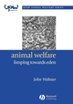 Animal Welfare: Limping Towards Eden (1405118776) cover image