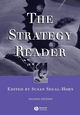 The Strategy Reader, 2nd Edition (1405126876) cover image