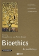 Bioethics: An Anthology, 2nd Edition (1405129476) cover image