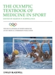 The Olympic Textbook of Medicine in Sport (1405156376) cover image