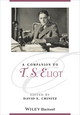 A Companion to T. S. Eliot (1405162376) cover image
