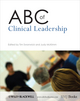 ABC of Clinical Leadership (1405198176) cover image