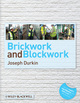 Brickwork and Blockwork (1405199776) cover image