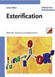 Esterification: Methods, Reactions, and Applications (3527606076) cover image