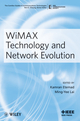 WiMAX Technology and Network Evolution (0470343877) cover image