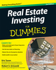 Real Estate Investing For Dummies, 2nd Edition (0470494077) cover image
