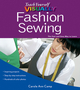 Teach Yourself VISUALLY Fashion Sewing (0470542977) cover image