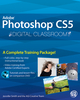 Photoshop CS5 Digital Classroom, (Book and Video Training) (0470607777) cover image