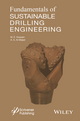 Fundamentals of Sustainable Drilling Engineering (0470878177) cover image