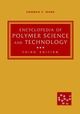Encyclopedia of Polymer Science and Technology, 12 Volume Set, 3rd Edition (0471275077) cover image