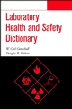 Laboratory Health and Safety Dictionary (0471283177) cover image