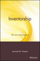 Inventorship: The Art of Innovation (0471414077) cover image