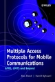 Multiple Access Protocols for Mobile Communications: GPRS, UMTS and Beyond (0471498777) cover image