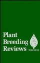 Plant Breeding Reviews, Volume 10 (0471573477) cover image