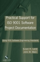 Practical Support for ISO 9001 Software Project Documentation: Using IEEE Software Engineering Standards (0471768677) cover image