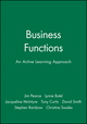 Business Functions: An Active Learning Approach (0631201777) cover image