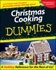 Christmas Cooking For Dummies (0764554077) cover image