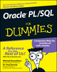Oracle PL / SQL For Dummies (0764599577) cover image