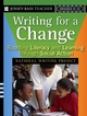 Writing for a Change: Boosting Literacy and Learning Through Social Action (0787986577) cover image