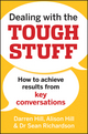 Dealing with the Tough Stuff: How to Achieve Results from Key Conversations (1118232577) cover image
