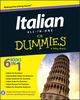 Italian All-in-One For Dummies (1118510577) cover image