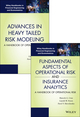 Fundamental Aspects of Operational Risk and Insurance Analytics and Advances in Heavy Tailed Risk Modeling: Handbooks of Operational Risk Set (1118909577) cover image