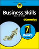 Business Skills All-in-One For Dummies (1119473977) cover image