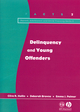 Delinquency and Young Offenders (1854333577) cover image