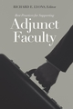 Best Practices for Supporting Adjunct Faculty (1933371277) cover image
