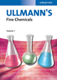 Ullmann's Fine Chemicals, 3 Volume Set (3527334777) cover image