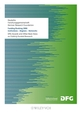Funding Ranking 2006: DFG Awards and Other Basic Data on Publicly Funded Research (3527611177) cover image