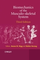 Biomechanics of the Musculo-skeletal System , 3rd Edition (0470017678) cover image