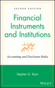 Financial Instruments and Institutions: Accounting and Disclosure Rules, 2nd Edition (0470040378) cover image
