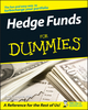 Hedge Funds For Dummies (0470049278) cover image