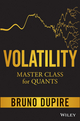 Volatility Master Class for Quants (0470053178) cover image