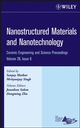 Nanostructured Materials and Nanotechnology, Volume 28, Issue 6 (0470196378) cover image