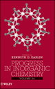 Progress in Inorganic Chemistry, Volume 56 (0470395478) cover image