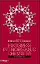 Progress in Inorganic Chemistry, Volume 56 (0470395478) cover image