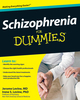Schizophrenia For Dummies (0470444878) cover image