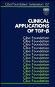 Clinical Applications of TGF-Beta (0470514078) cover image