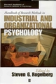 Handbook of Research Methods in Industrial and Organizational Psychology (0470756578) cover image
