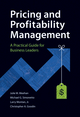 Pricing and Profitability Management: A Practical Guide for Business Leaders (0470825278) cover image