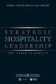 Strategic Hospitality Leadership: The Asian Initiative (0470826878) cover image