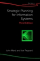 Strategic Planning for Information Systems, 3rd Edition (0470841478) cover image