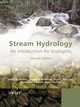 Stream Hydrology: An Introduction for Ecologists, 2nd Edition (0470843578) cover image