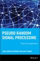 Pseudo Random Signal Processing: Theory and Application (0470866578) cover image