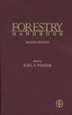 Forestry Handbook, 2nd Edition (0471062278) cover image